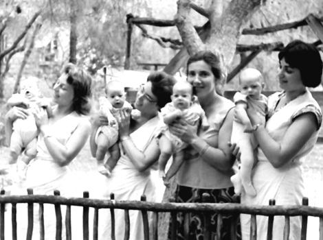בתי תינוקות ופעוטונים